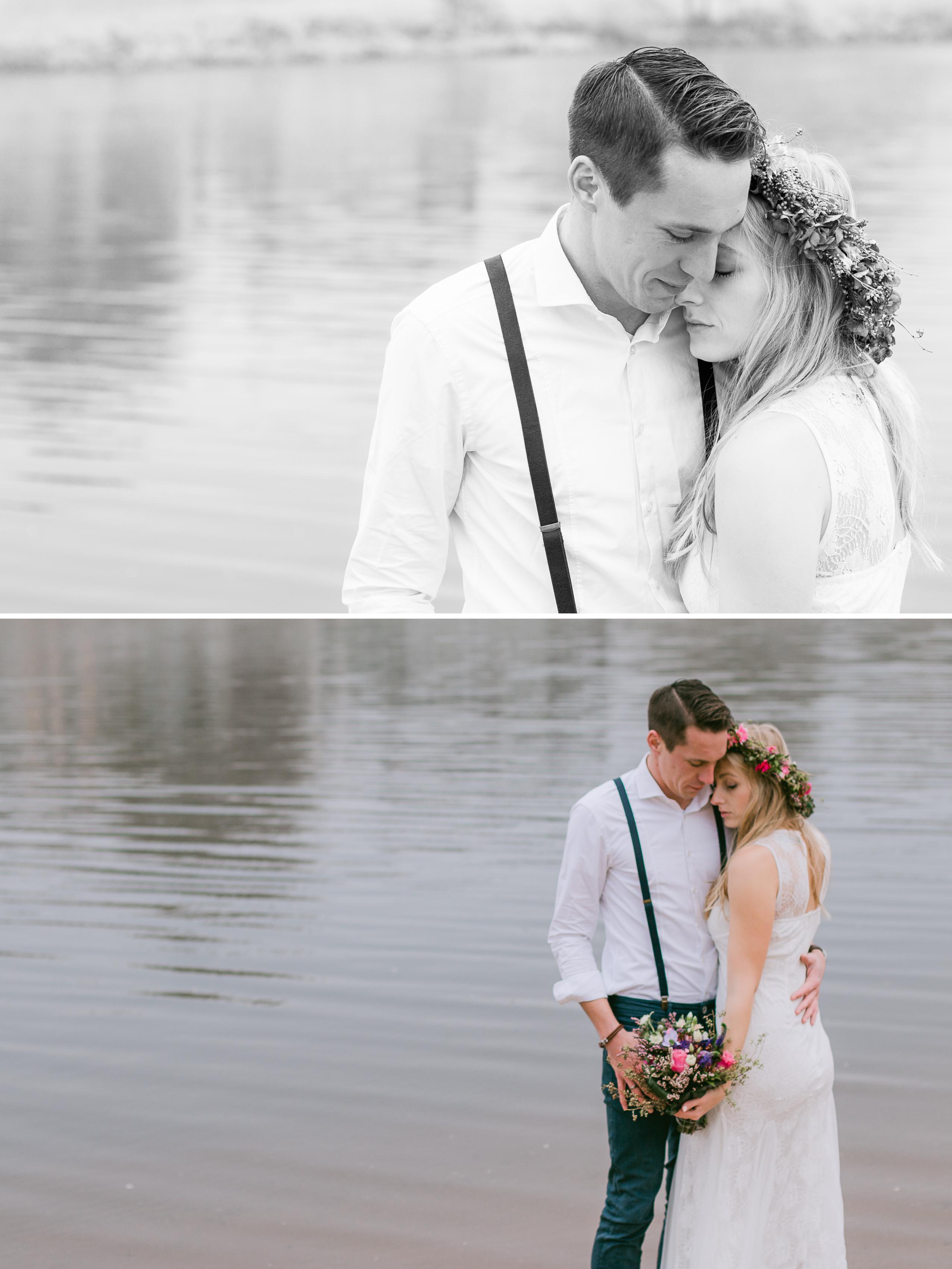 After Wedding Weserstrand